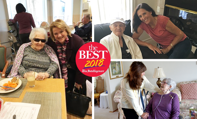 The Best In-Home Senior Care